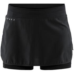Craft Charge Skirt Damen black